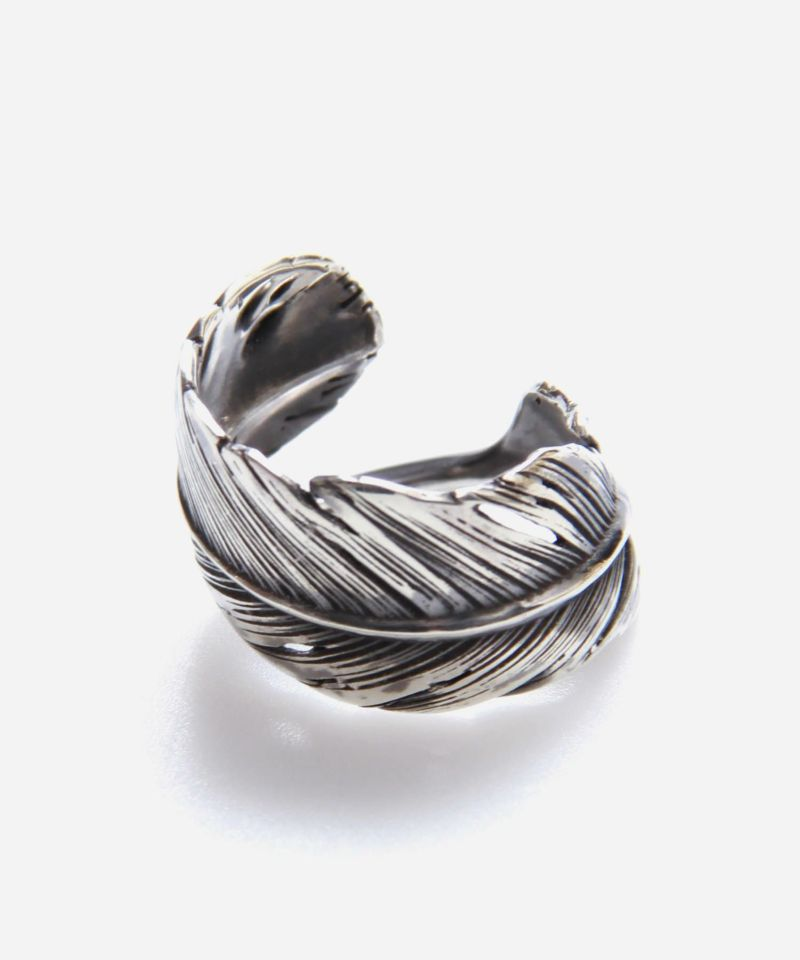 HARIM ハリム 羽根 指輪 フェザーリング