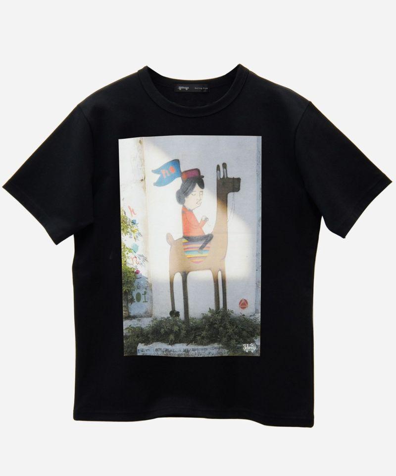 SK8easy スケージー Tシャツ ミックパーク