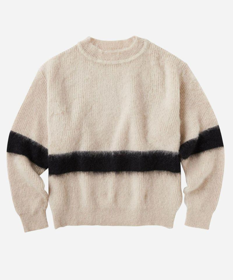 KURO クロ ニット セーター