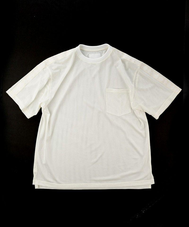 Varde77 バルデ77 Tシャツ メッシュ カットソー