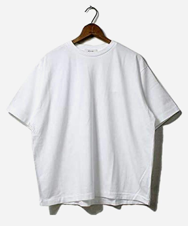 alvana アルヴァナ デイリーオーバーサイズ Tシャツ 白 ホワイト