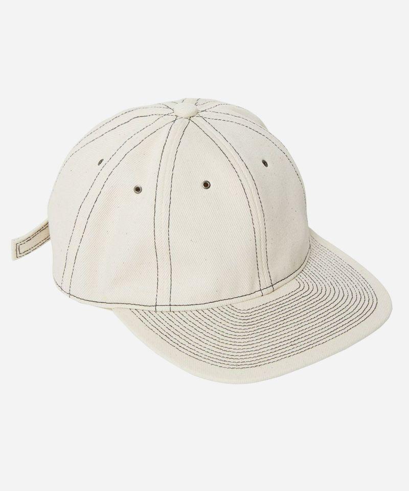 KURO クロ ホワイト 色 帽子 キャップ  Jプレス JPRESS