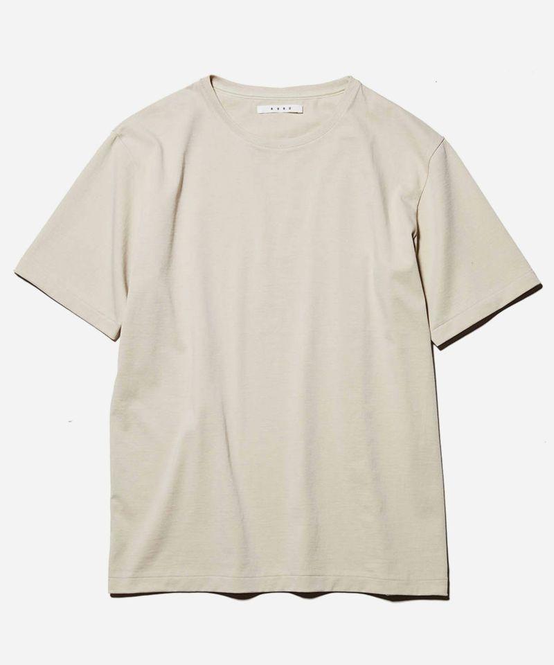 KURO クロ 半袖Tシャツ ベージュ