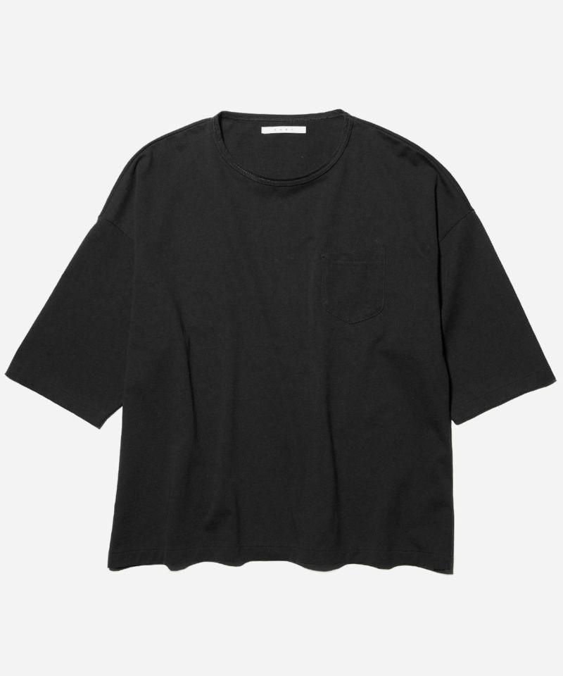 KURO クロ Tシャツ 5分袖