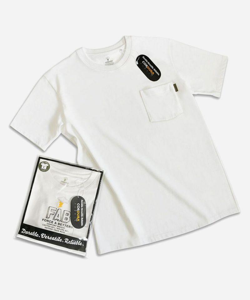 FORCE A BETTER フォースアベター コーデュラ Tシャツ 半袖